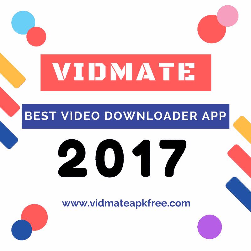 VidMate Download 2017 Free Download | VidMate 2017
