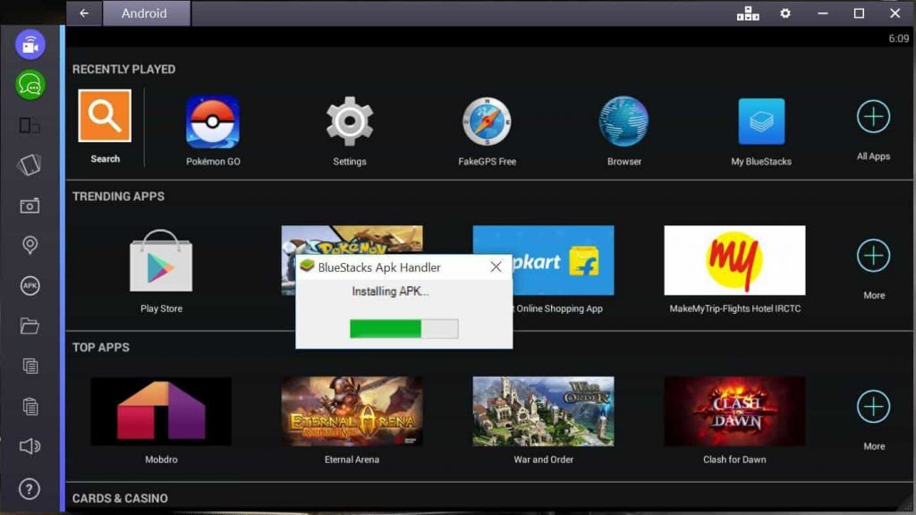 vidmate-for-pc-bluestacks-download free