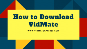 how to download vidmate