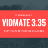 VidMate APK Download Free 3.35 | Download VidMate APK for Android