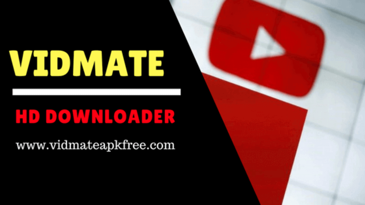 VidMate HD Video Downloader for Android , PC - Free Download APK