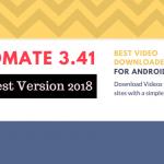 vidmate download 2018