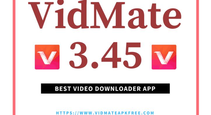 VidMate APP Free Download | Download VidMate APK [Latest 2018]